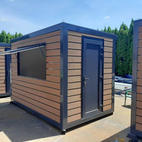 Prodajno - izložbeni kontejneri/kućice